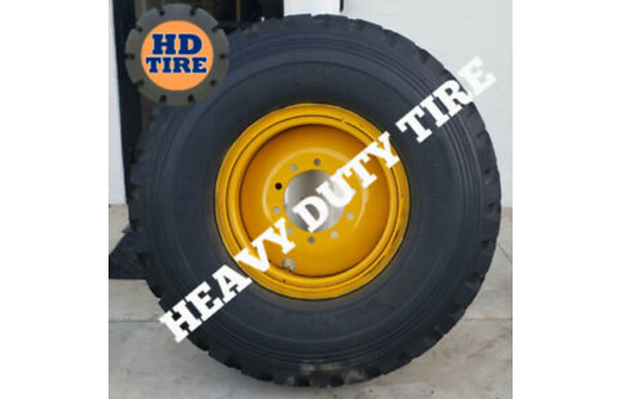 14.00R-24 New Bridgestone 3 Star Wheel & Tire Air Assembly 1400R24, 1400Rx24 x4