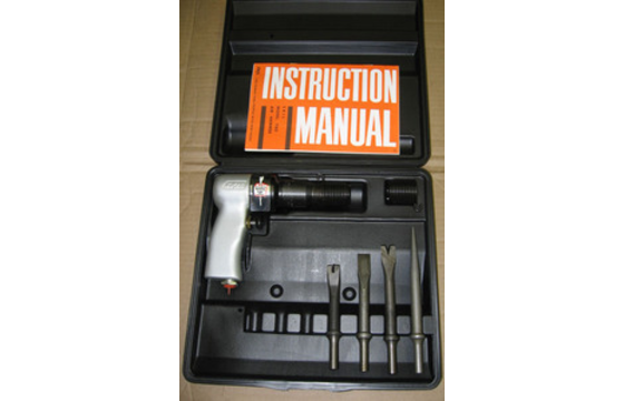 Pneumatic Air Hammer Kit and Case Skil 1163 Skill