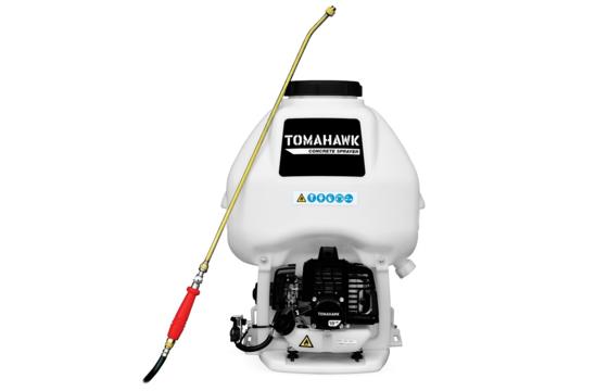 Tomahawk TCS6.5 Backpack Concrete Sprayer
