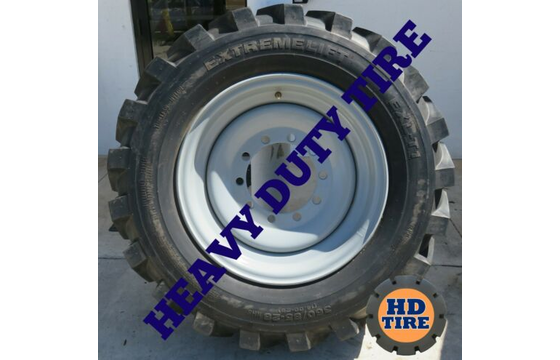 360/85-28 (14.00-28) Extreme Exl-T1 Tire Qty 2 -12 Ply Foam Filled, 1400X28 Tyre