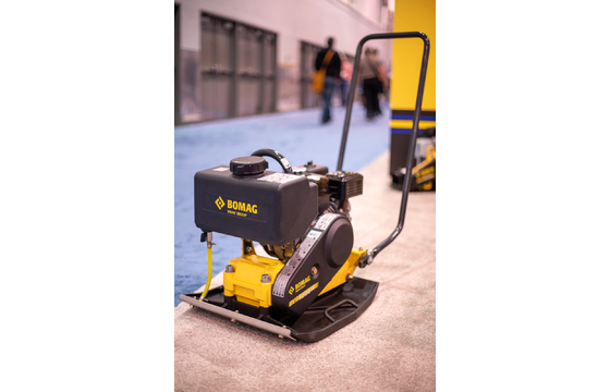 New BOMAG 2020 BVP12/50A Single-Direction Vibratory Plate