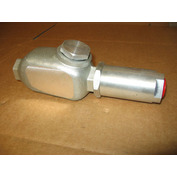 """Pneumatic In-Line Tool Lubricator 1/2"""" Air Hose Oiler with Filter OLF"""