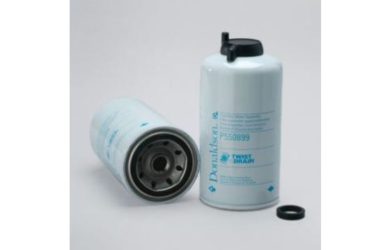 Donaldson Water Separator Spin-On Twist And Drain Fuel Filter #P550899
