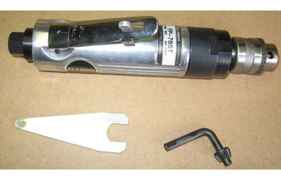 "Florida Pneumatic Air 1/4"" Straight Drill FP-785T"