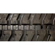 300X52.5X86 Rubber Track - Fits Case Models: CX33 / CX37, 7 Block Tread Pattern