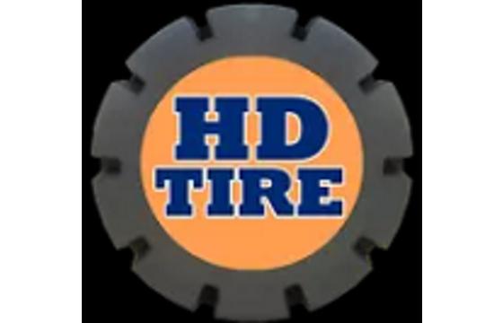 (2) 18-625 OTR Used Foam Filled Tires On 10 Bolt Wheels, 18625, 18X625 Tyre