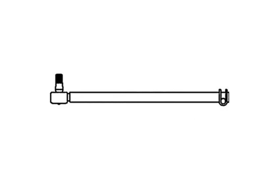 1054588M91 RIGHT HAND TIE ROD TUBE