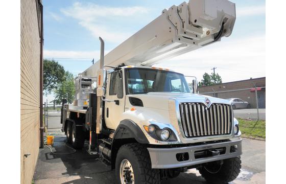 Bronto S150 XDT Boom Truck