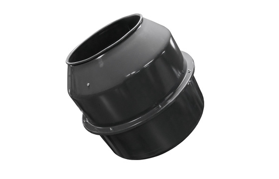 Arrow Cement Mixer Cradle - Mixing Bowl to Skid Steer Frame