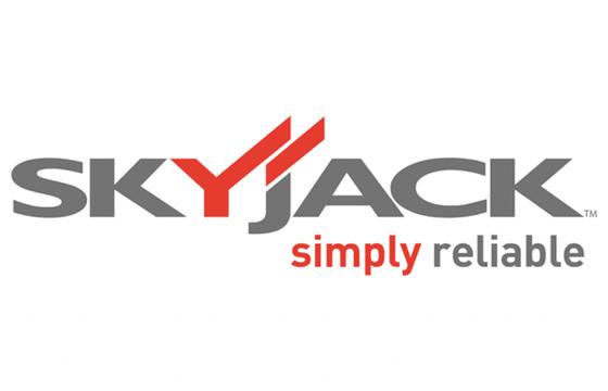 Label, Model Designation SJ40T Skyjack Part 164640