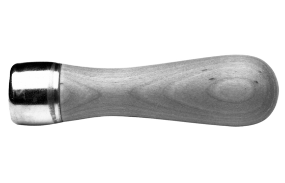 """Simonds T4 Skroo-Zon Wooden Handle for 6"""" File, Pack of 12, Part 73992600"""
