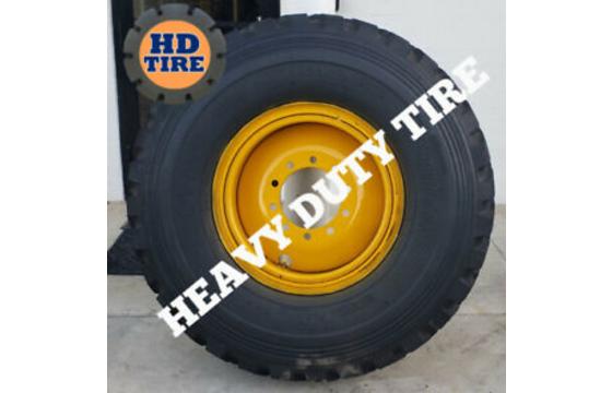 14.00R-24 New Bridgestone 3 Star Wheel & Tire Air Assembly 1400R24, 1400Rx24 x2