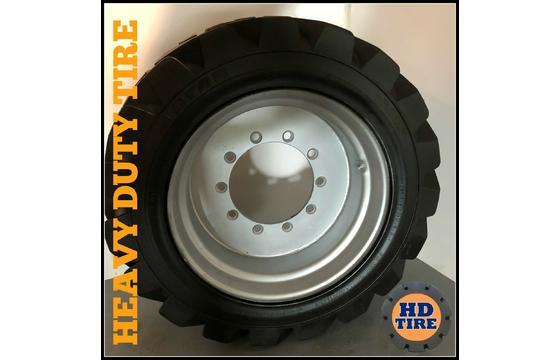(1) Used Foam Filled 18-625 Tire, 18625 Tyre