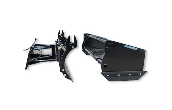 "96"" Trip Edge Snow Blade for Skid Steer"