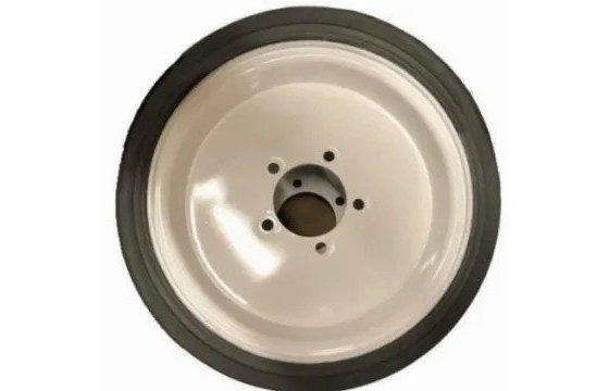 Reconditioned 16x5x12 Non-Marking Wheel Part #161891