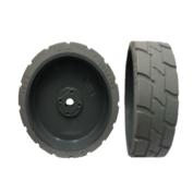 15x5 (38) Tire - Haulotte Compact 14 Scissor Lift