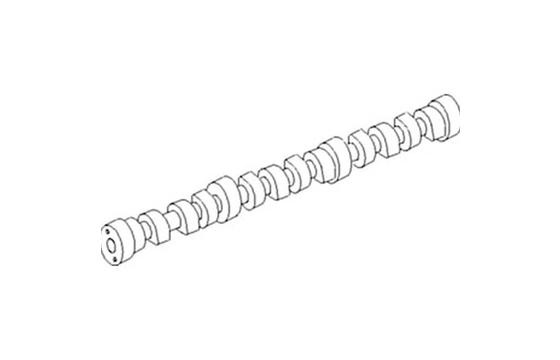 1802337C91 6 CYLINDER DIESEL CAMSHAFT