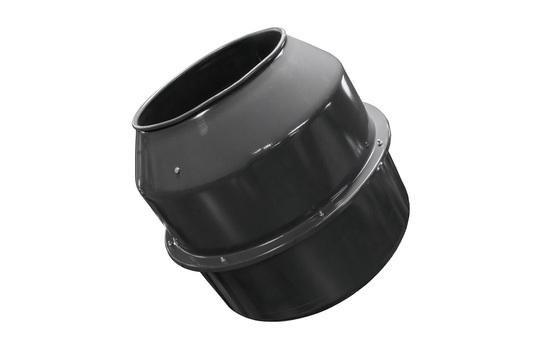 "Auger Mixing Bowl - 47 Gallon - 2"" Hex"