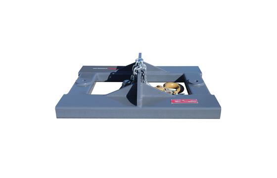 Lifting Bar with 12 Ton Swivel Hook