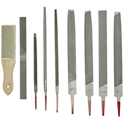 "Simonds 9 Piece General Purpose Set Without Handle - American Pattern - 10"" Length, Part 72759250"