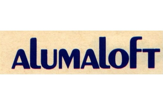 ALUM-A-LOFT  Flat Washer, [9/16]  Part ALU/4751900