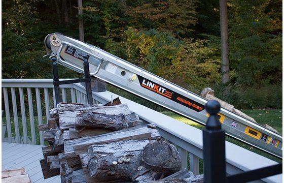 "LINKIT 300 Series 14' L x 12"" W Portable Conveyor LKS300-4.4"