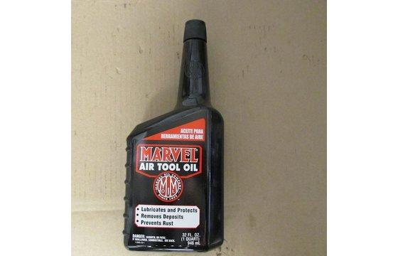 Pneumatic Air Tool Oil 1 Qt. Marvel