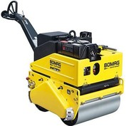 New BOMAG 2020 BW65H D/E Walk-Behind Roller