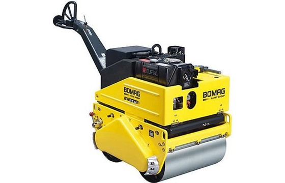 New BOMAG 2020 BW65H D/E Walk-Behind Roller