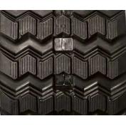 Dominion 320X86X52 Rubber Track for Bobcat T650 / T630 / T200 / 864 - ZigZag Tread Pattern
