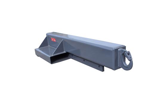Rigid Boom Fork Attachment - 10,000 lbs Capacity