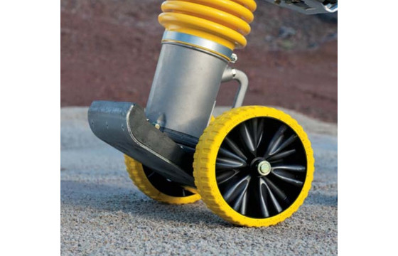 Bomag Wheel Kit for BT60 Tamper