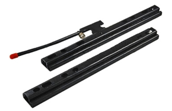 Slide Track Set for the Dishpan Seat for Replacement with Bobcat OEM 6563141