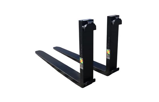 "1.50x4x72 CL2 Standard ITA Forklift Fork - Pair, 16"" (407 mm) Tall Carriage"