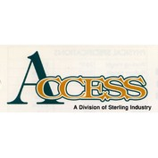 ACCESS-STERLING  CONTACT BLK W/BASE, [UCB]  20/26NE  PART ACC/93106002