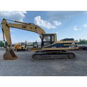 Caterpillar 325L Excavator 1992